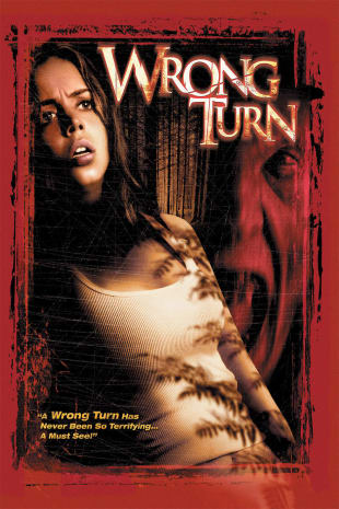 movie poster for Wrong Turn