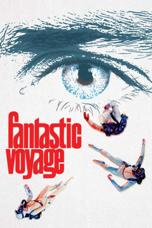 movie poster for Fantastic Voyage