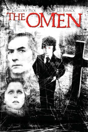 movie poster for The Omen (1976)