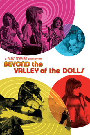 movie poster for Beyond The Valley Of The Dolls