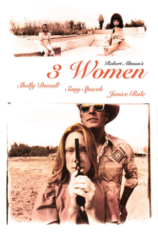 movie poster for Three Women