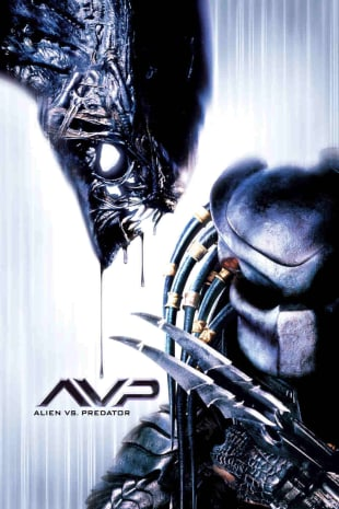 movie poster for Alien vs. Predator (2004)