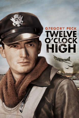 movie poster for Twelve O'Clock High