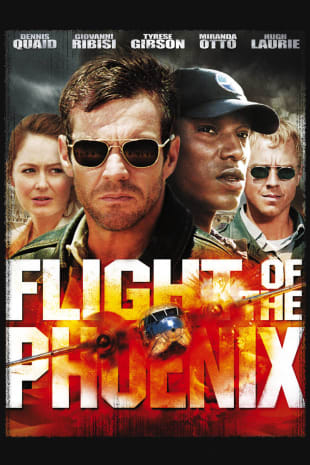 movie poster for Flight Of The Phoenix
