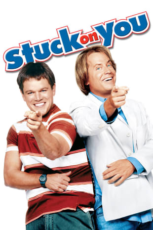 movie poster for Stuck On You
