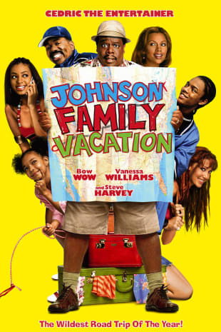 movie poster for Johnson Family Vacation