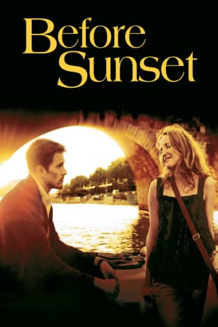 movie poster for Before Sunset