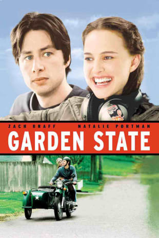 movie poster for Garden State