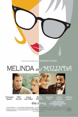 movie poster for Melinda And Melinda