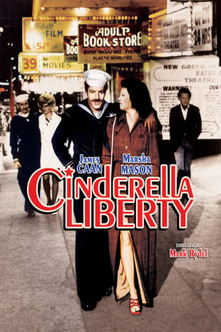 movie poster for Cinderella Liberty