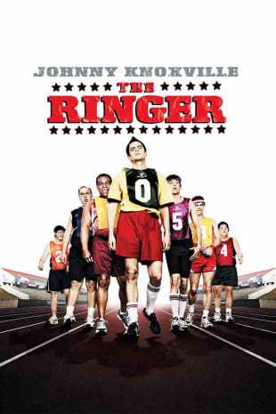 movie poster for The Ringer