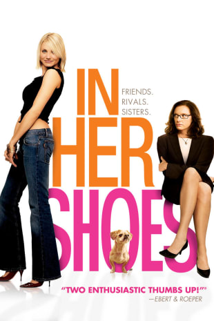 movie poster for In Her Shoes