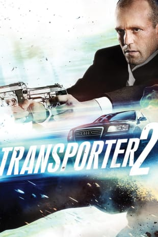 movie poster for Transporter 2
