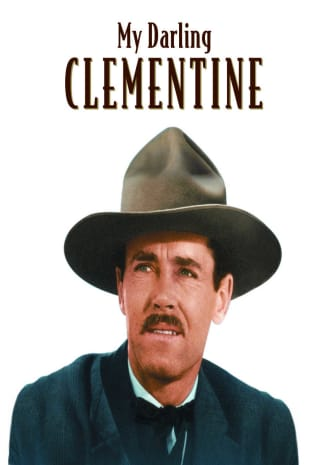 movie poster for My Darling Clementine