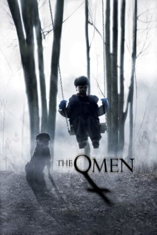 movie poster for The Omen