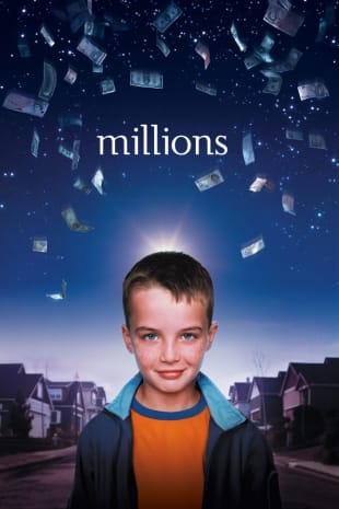 movie poster for Millions