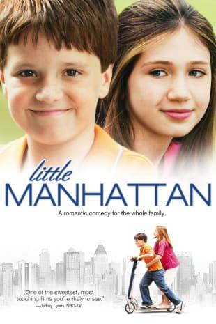 movie poster for Little Manhattan
