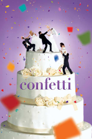 movie poster for Confetti