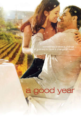 movie poster for A Good Year
