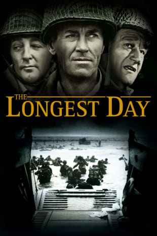 movie poster for The Longest Day (1962)