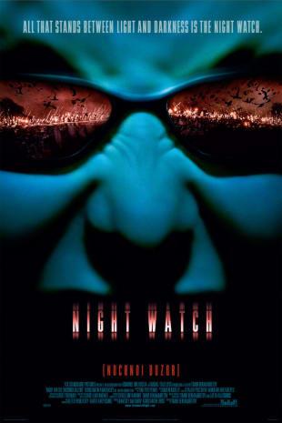 movie poster for Night Watch (Nochnoi Dozor)