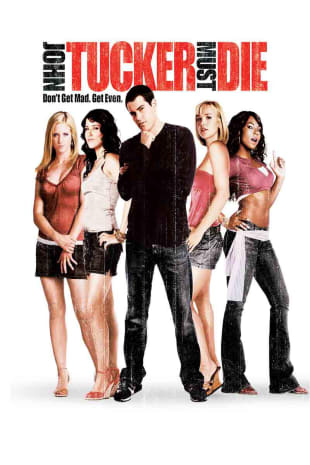 movie poster for John Tucker Must Die