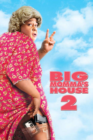 movie poster for Big Momma's House 2