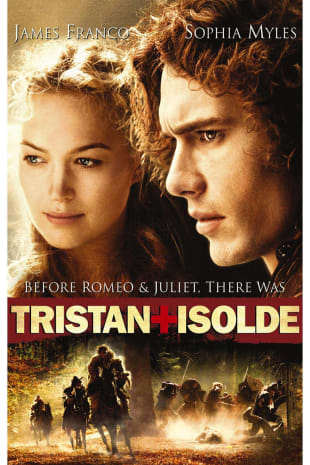 movie poster for Tristan & Isolde (2006)