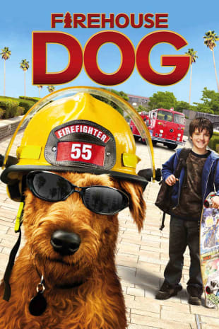 movie poster for Firehouse Dog