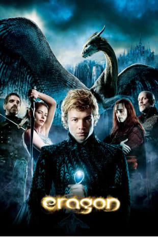 movie poster for Eragon