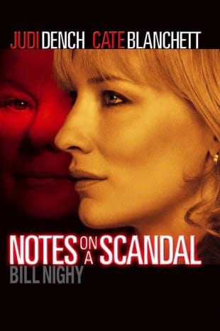 movie poster for Notes On A Scandal