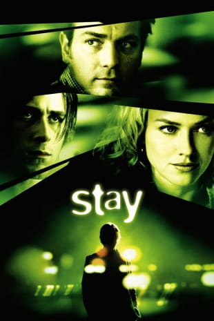movie poster for Stay (2005)