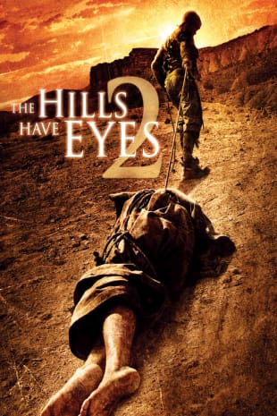 movie poster for The Hills Have Eyes II