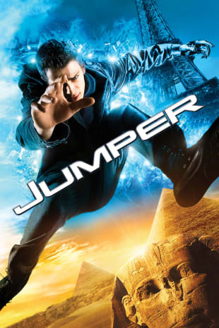 movie poster for Jumper