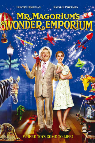 movie poster for Mr. Magorium's Wonder Emporium
