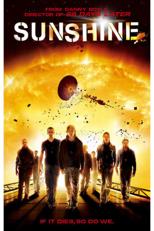 movie poster for Sunshine (2007)