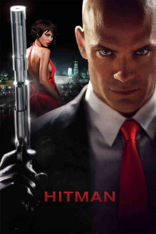 movie poster for Hitman (2007)