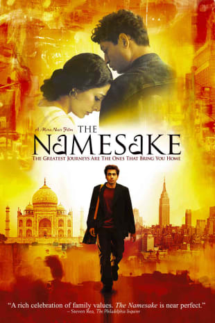 movie poster for The Namesake