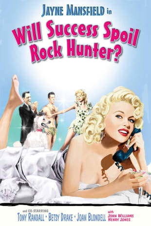movie poster for Will Success Spoil Rock Hunter?
