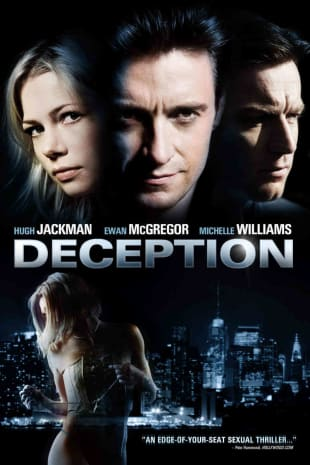 movie poster for Deception