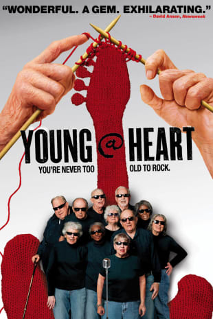 movie poster for Young@Heart
