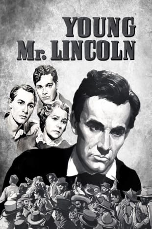 movie poster for Young Mr. Lincoln
