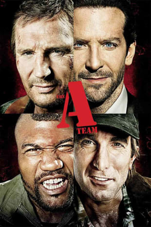 movie poster for The A-Team