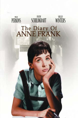 movie poster for The Diary Of Anne Frank (1959)