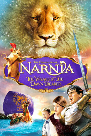 movie poster for Chronicles Of Narnia: Voyage Of The Dawn Treader