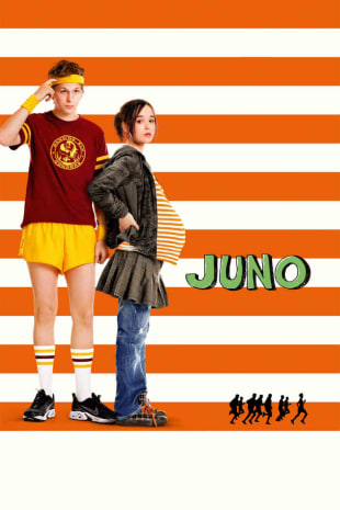 movie poster for Juno