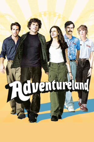 movie poster for Adventureland
