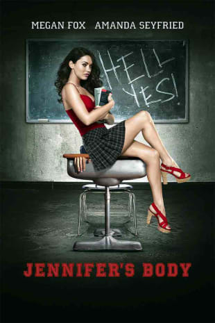movie poster for Jennifer's Body
