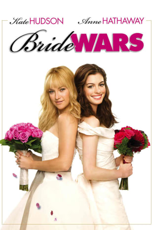 movie poster for Bride Wars (2009)