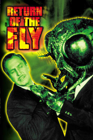 movie poster for Return Of The Fly
